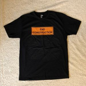 End Construction T-shirt (New)